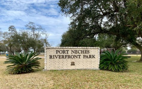 Port Neches Riverfront Park.