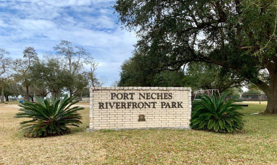Port Neches Riverfront Park.