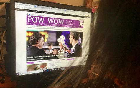 PN-G High School's Pow Wow newspaper is now available online and will be updated on a daily basis.
