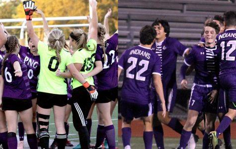 The boys and girls varsity soccer teams begin postseason play in the Class 5A Bidistrict Playoff round on Thursday.