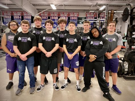 Lifters press on at West Brook meet