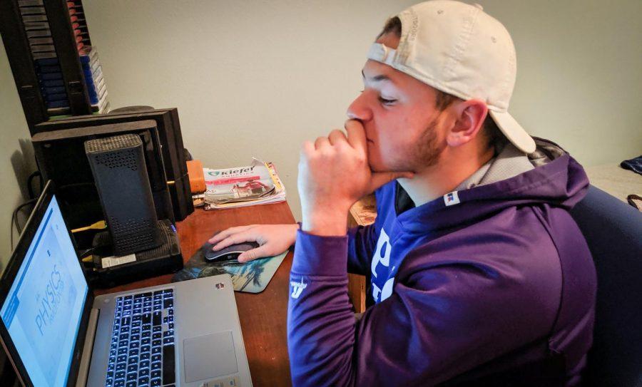 Jake Plante is a senior at PN-G High School.