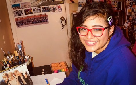 Ashely De La Cruz: An #NDNSatHOME Story