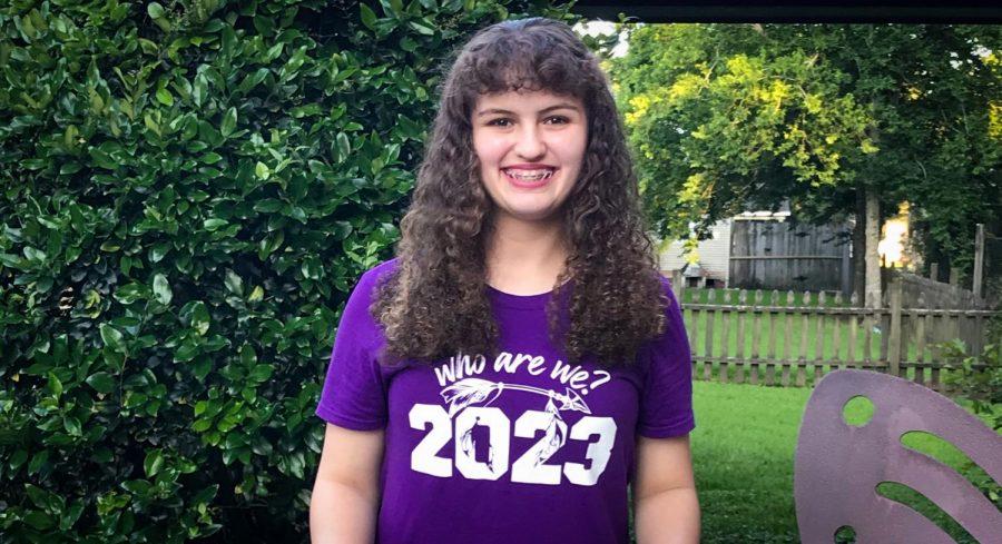 Alyssa Harper: An #NDNSatHOME Story