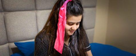 Sara Ashfaq: An #NDNSatHOME Story
