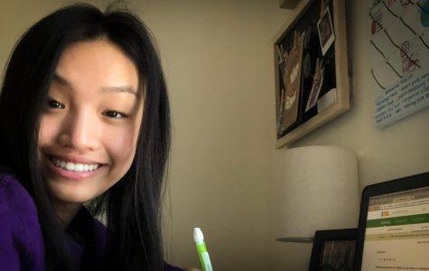 Katelyn Tran is a freshman at PN-G.